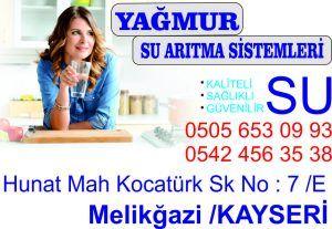 ÜRGÜP SU ARITMA CİHAZLARI 05324600993